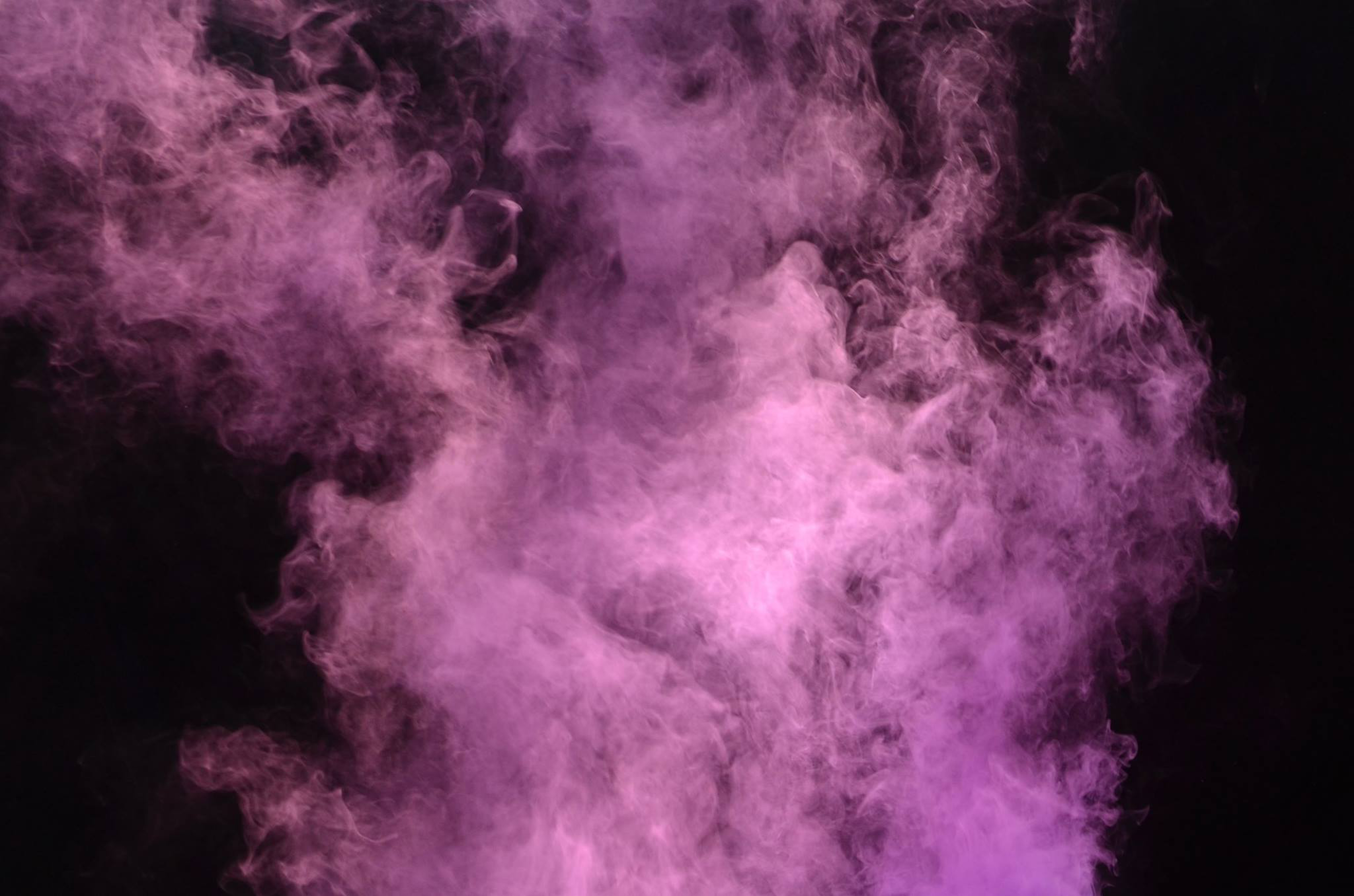 Smoke Bomb Smoke Stock Photo 0194 Violet