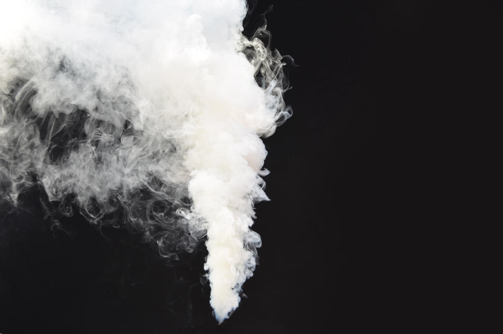 Smoke Bomb Smoke Stock 0011 White Plume by annamae22