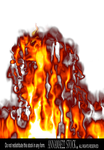 Abstract Fire Texture PNG stock 0310 (2)