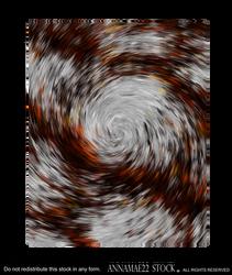 Vortex-Warp Spiral-PNG Texture Stock Image 0160