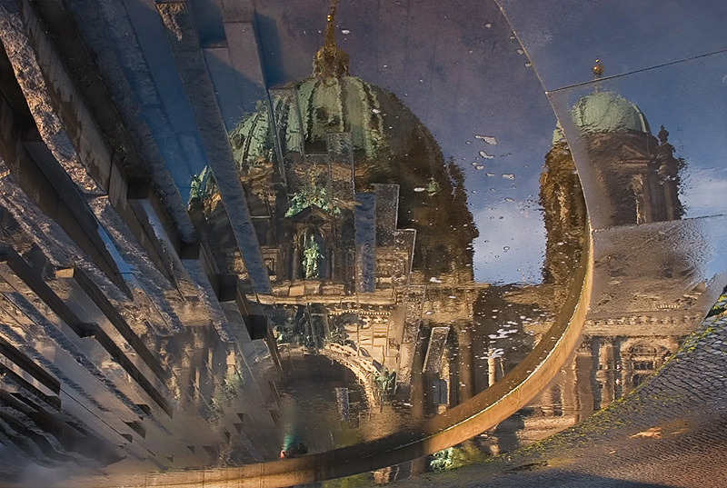 Berlin Cathedral by wienwal