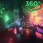 360 PANORAMA retouch of my old work from 2015 by RoeeateR
