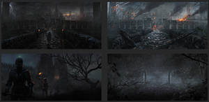 Gothic Horror RPG Project 2021