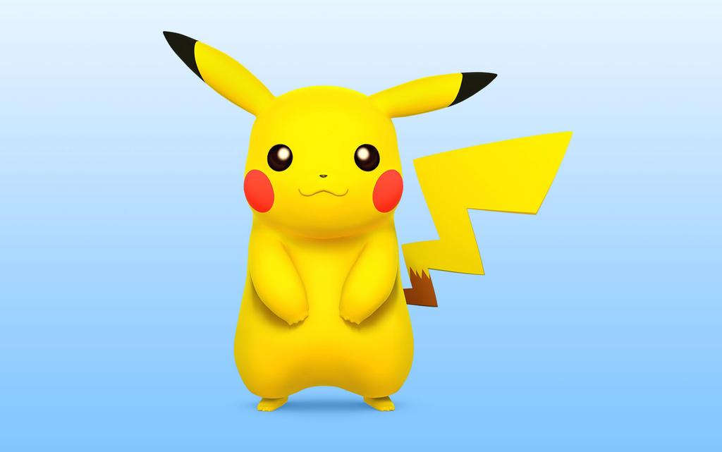 Simple Pikachu Wallpaper by Leyto ...