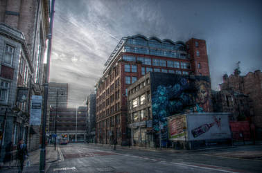 Manchester HDR by Leyto