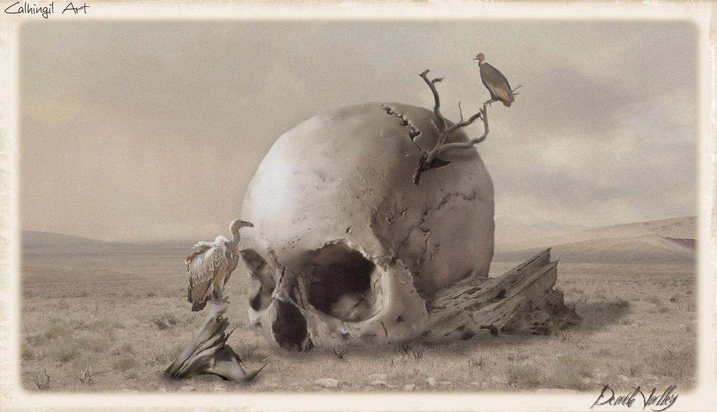 Death Valley by Calhingil