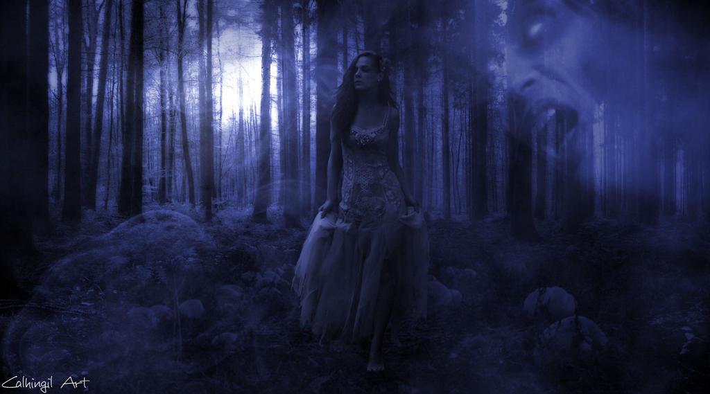 Spirits of Halloween by Calhingil