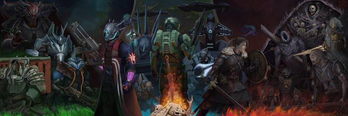 Dark Halo Destiny Souls
