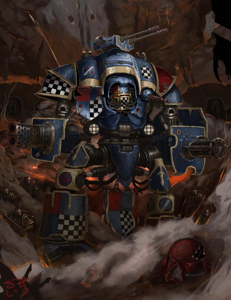 Iron Knight by TheGreaterDesign