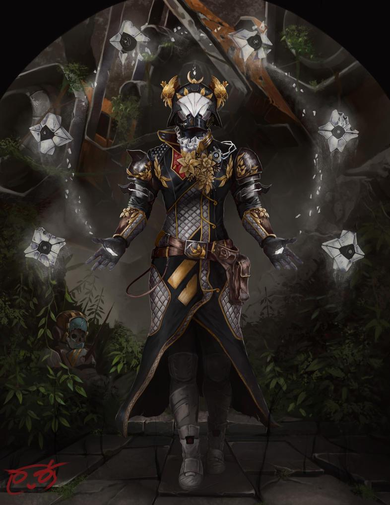 Coffin Collars by TheGreaterDesign