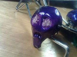 ring skull by Dysharmonya