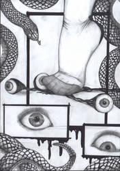 BLACK MAMBA by Dysharmonya