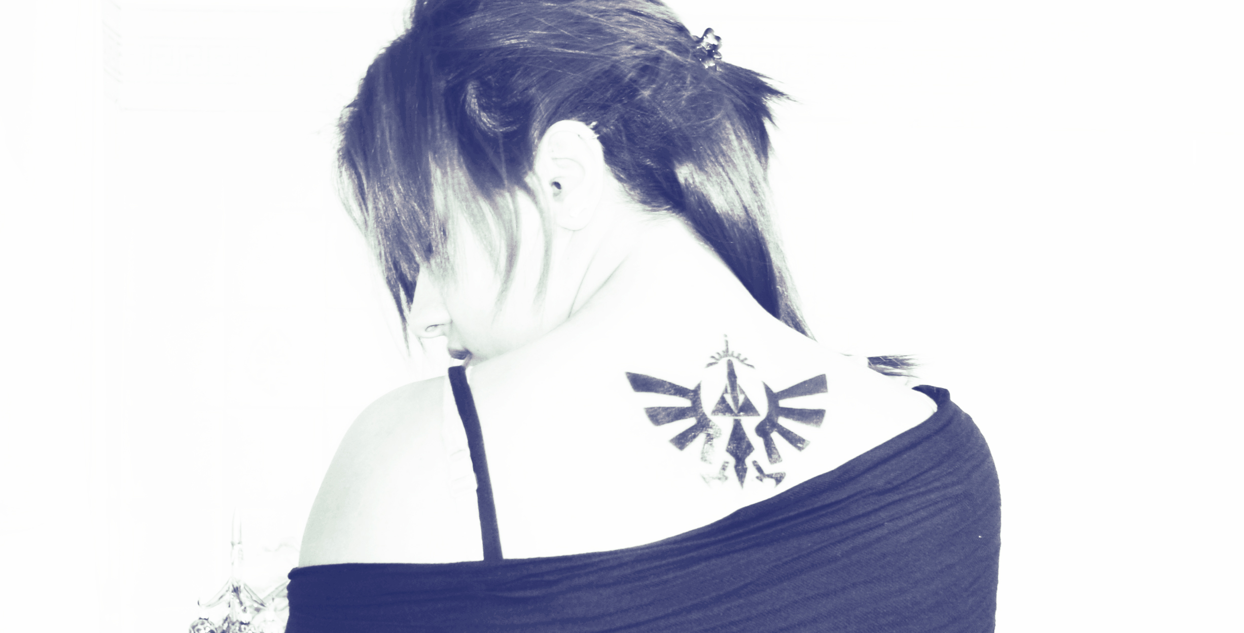 Triforce Tattoo by TheHumanoidTyphoon86