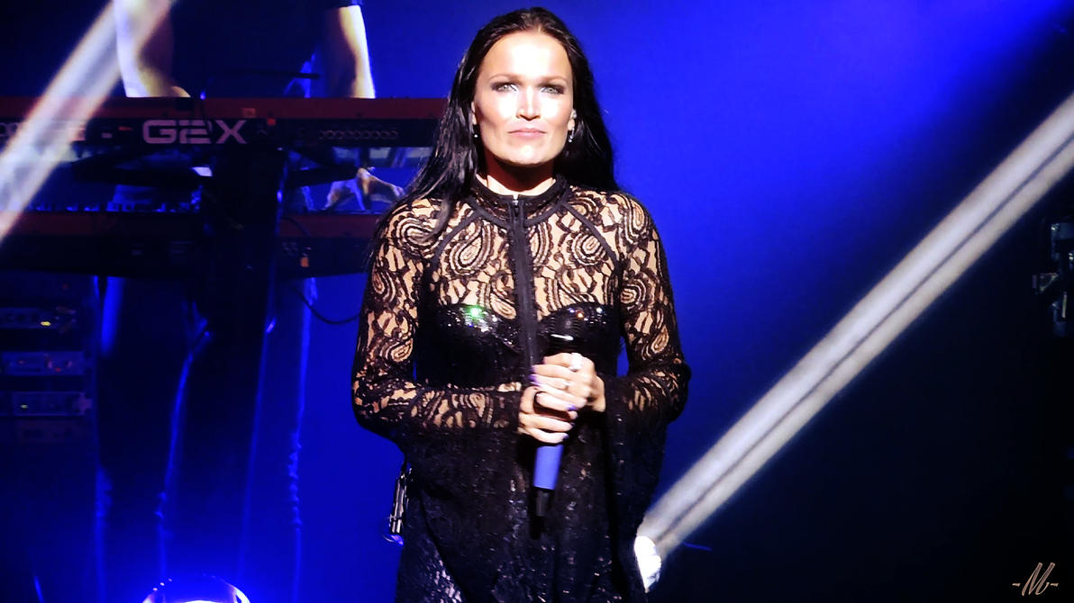 Tarja's staring at us by TheHumanoidTyphoon86