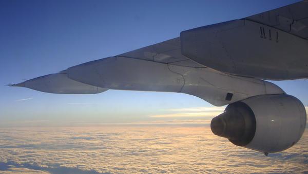 My airplane by merrym