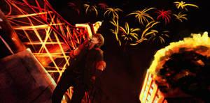 DPR :: La tour de Tokyo by ReroPumpkin