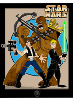 Star Wars by createink