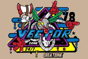 Vector World!!!! by createink