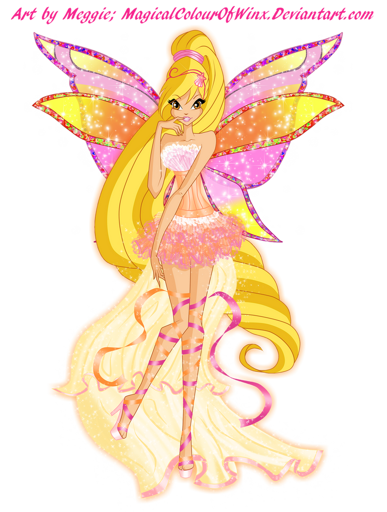 the gallery for winx club harmonix stella wings. Black Bedroom Furniture Sets. Home Design Ideas
