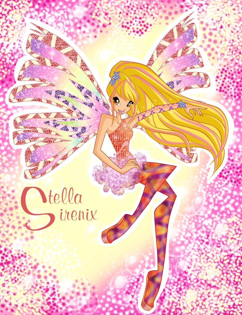 Winx sirenix by caboulla on deviantart - Winx club sirenix ...