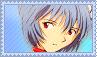 Stamp - Rei Ayanami by Taorero