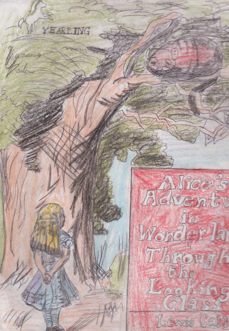 Alice in wonderland book report