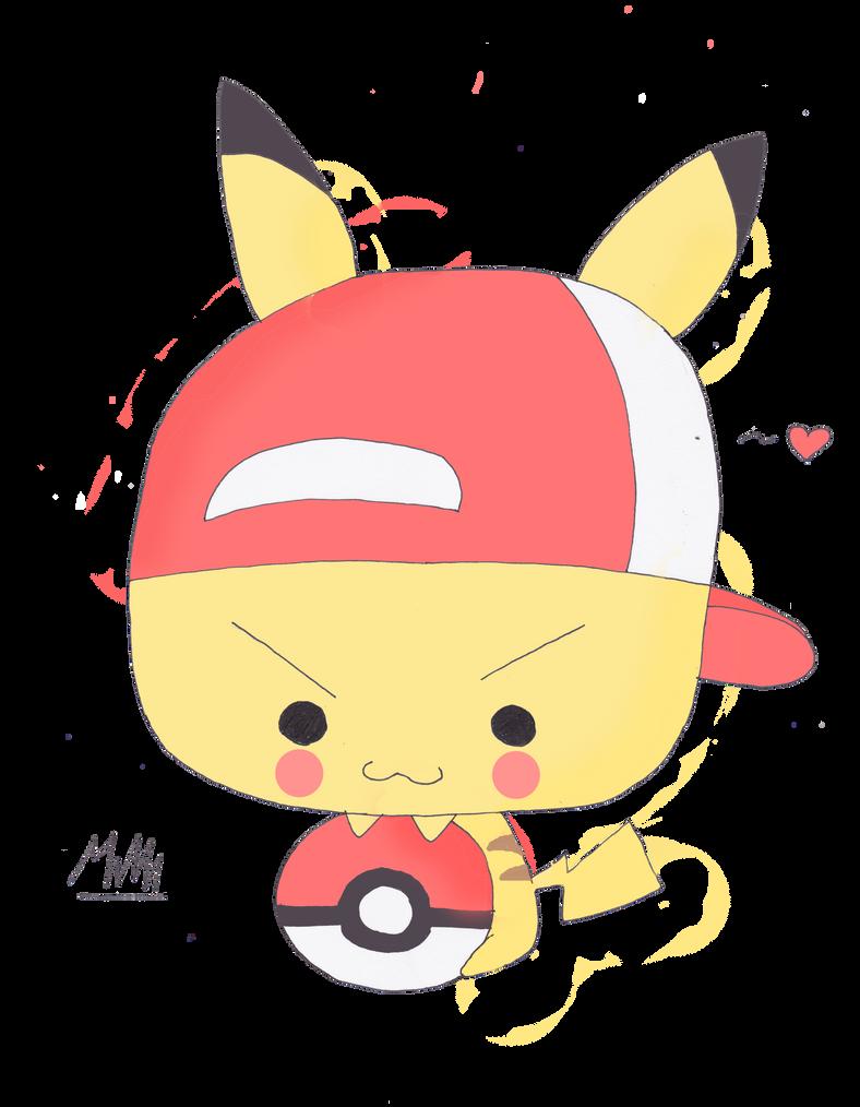 pikachu by jocelyne-gunawan