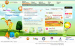 Kids school web design