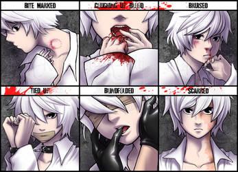Character Abuse Meme - Near by blk-kitti