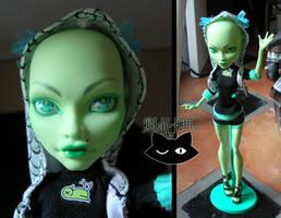 Custom Doll - Sea Witch