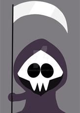 The Little Reaper - South Park OC by Snarzer