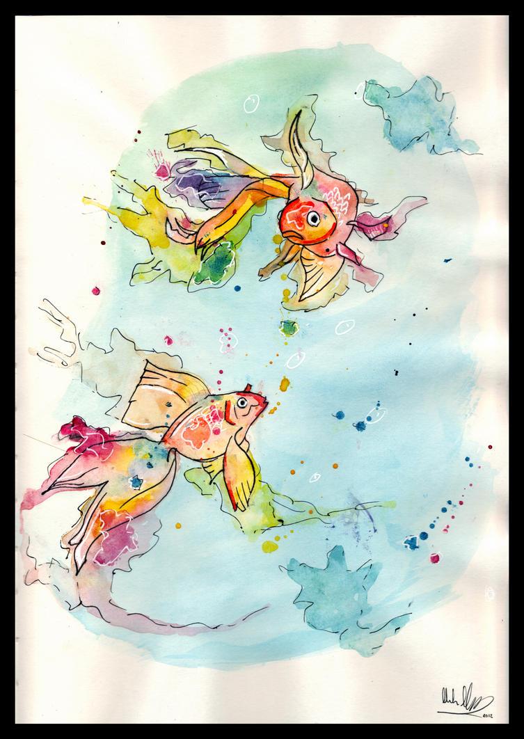 Fish by HCHughes