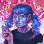 Sally bOI (art trade)