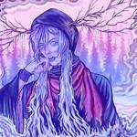 Winter (art swap\collab)