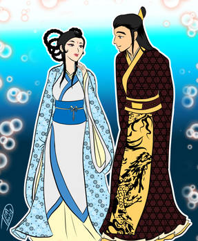 Xuilan and Jing