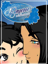 Emperor of Blue Flower Mountain Cover v2 by draw2much