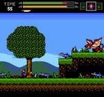 Monster Hunter NES Mockup