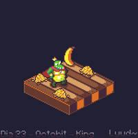 King K. Rool - Octobit2018 Day 23 - King