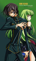 Lelouch and CC Vector