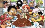 One Piece - Peaceful Time