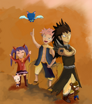Fairy Tail - Dargon Slayers