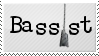 Bassist stamp by Flitzi-Maus