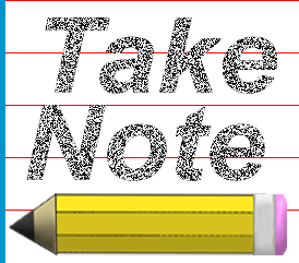 Take Note logo design version 3 by MSwope