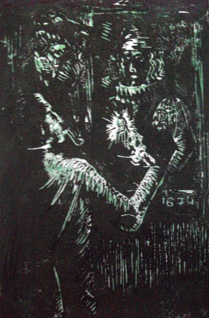 The Hound of Baskerville (2) by Gyreleaf
