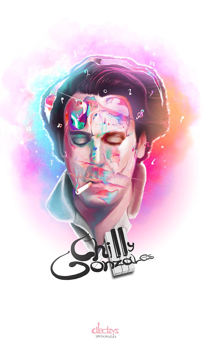 Chilly Gonzales by IGzlz