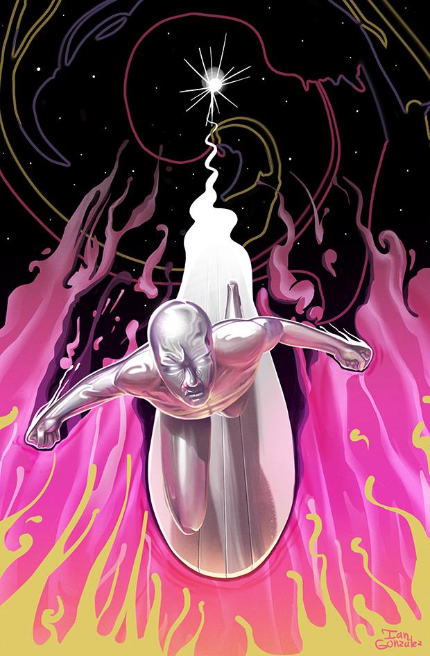 Silver Surfer by IGzlz