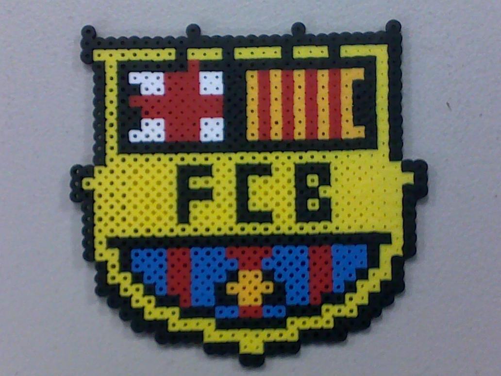 Fc barcelona symbol bead sprite by r6b1xcub3r on deviantart fc barcelona symbol bead sprite by r6b1xcub3r biocorpaavc