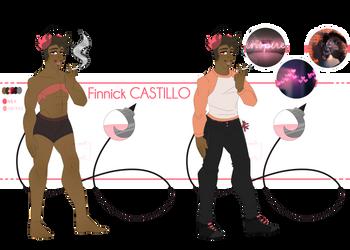 [Driftling MYO] Finnick Castillo by Gakipper