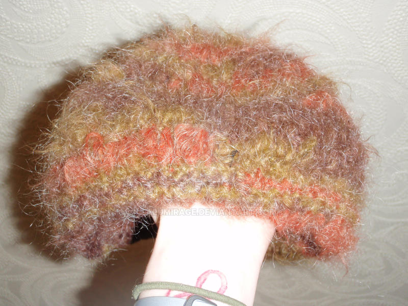 My Head Huggy Crochet Hat by talumirage