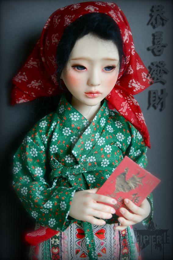 Oshin CNY by LaPierle